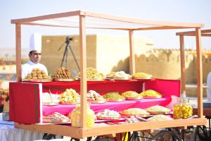Karishma Jhalani and Ashwin Jain's Desert Wedding in Jaisalmer, India