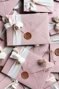 Tiny Details To Consider Before Choosing Your Wedding Invitations