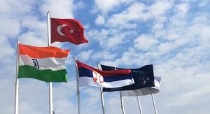 Pic. 1 Flag Hoisting