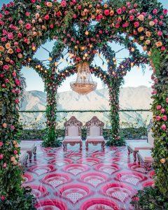 50+ Gorgeous Mandap Designs for your 2019 Wedding!