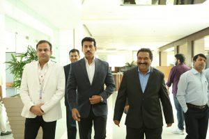 007 Rajayvardhan Rathor Ji at EEMA Convention